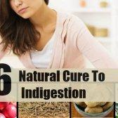 6 remède naturel pour l'indigestion