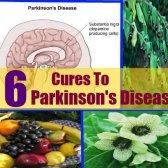 6 remèdes naturels à la maladie de Parkinson