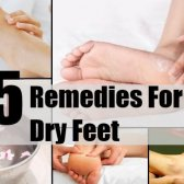 5 sec pieds remèdes pour garder vos pieds douce et belle