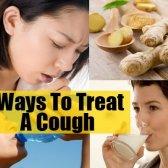 6 façons de traiter une toux