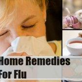 7 meilleurs remèdes maison pour la grippe