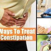 7 meilleures façons de traiter la constipation