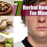 7 remèdes à base de plantes pour les oreillons