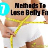 7 Les méthodes naturelles pour perdre la graisse du ventre