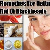 8 meilleurs remèdes maison pour se débarrasser des points noirs