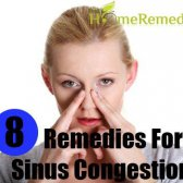 8 remèdes à base de plantes pour la congestion des sinus
