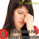 8 Accueil recours pour la congestion nasale
