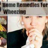 8 remèdes maison pour une respiration sifflante