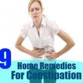 9 remèdes efficaces à domicile pour la constipation