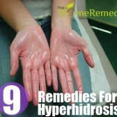 9 Accueil recours pour l'hyperhidrose