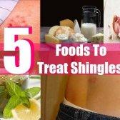 5 meilleurs aliments pour traiter un zona