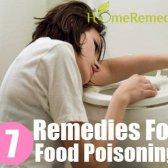 Remèdes efficaces pour intoxication alimentaire