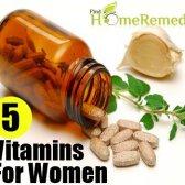 Meilleures vitamines pour maintenir la santé des femmes
