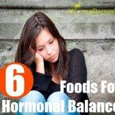 Conseils diététiques pour lutter contre le déséquilibre hormonal