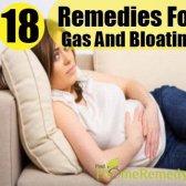Remèdes efficaces à domicile pour les gaz et les ballonnements