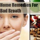 Comment traiter la mauvaise haleine
