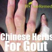 Comment traiter la goutte avec la médecine chinoise