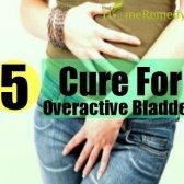 Remède naturel pour la vessie hyperactive