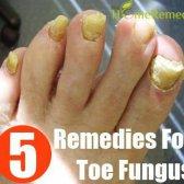 Simples remèdes maison pour la mycose des pieds