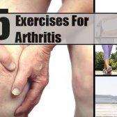 Les 5 meilleurs exercices pour l'arthrite