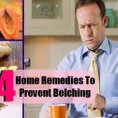 Top 14 remèdes maison pour prévenir les éructations