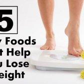 Top 5 de délicieux aliments gras qui vous aident à perdre du poids