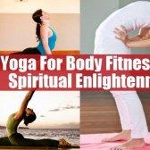Top 5 yoga pour remise en forme du corps et de l'illumination spirituelle