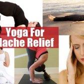 Top 5 yoga pour le soulagement des maux de tête