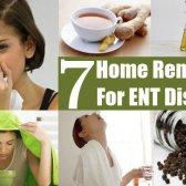Top 7 des remèdes maison pour le trouble ent