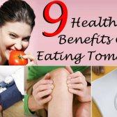 Top 9 avantages pour la santé de manger des tomates