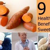 Top 9 des prestations de santé de la patate douce