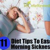 Les meilleurs conseils diététiques pour soulager les nausées matinales pendant la grossesse