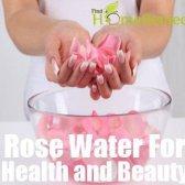 Les utilisations de l'eau de rose essentielle pour la santé et la beauté