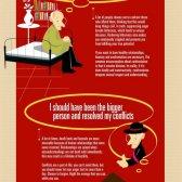 Top 10 des choses que les gens regrettent après leur mort