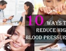 10 façons étonnants pour réduire l'hypertension artérielle naturellement