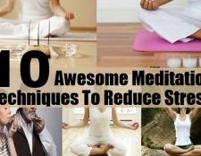 10 techniques de méditation impressionnants pour réduire le stress facilement
