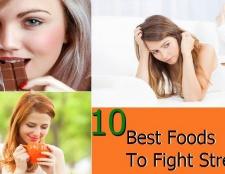 10 meilleurs aliments pour lutter contre le stress