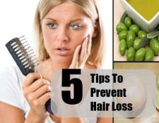 5 conseils pour prévenir la perte de cheveux
