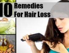 10 remèdes à base de plantes pour la perte de cheveux
