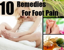 10 Accueil recours pour la douleur de pied