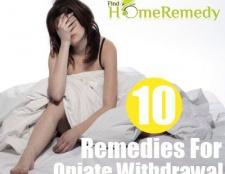 10 Accueil recours pour le sevrage des opiacés