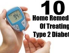 10 remèdes maison de traitement du diabète de type 2