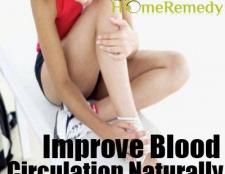 10 façons de Super efficaces pour améliorer la circulation sanguine naturellement