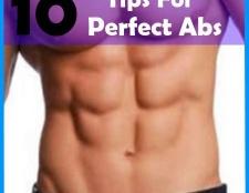 10 conseils pour abdos parfaits