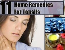 11 remèdes maison étonnants pour amygdales