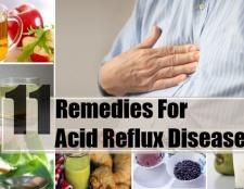 11 Accueil remèdes pour la maladie de reflux acide