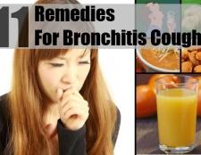 11 remèdes à la maison pour la bronchite la toux