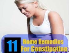 11 remèdes à la maison pour la constipation chez les adultes