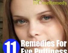 11 Accueil recours pour les poches des yeux