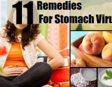11 Accueil recours pour les virus à l'estomac